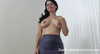 Cucked by domme Kate England