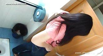 peeping chinese University dormitory and bathroom.1