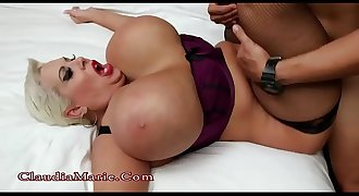 Claudia Marie Thick Whore