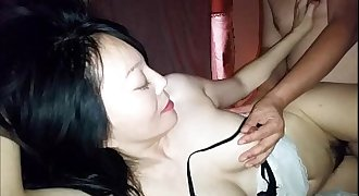 Lovely attractive asian lady