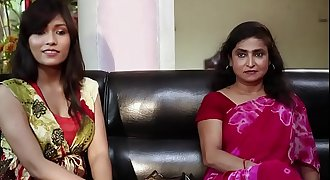 Shocking ! Illicit Affairs with Mom and Daughter