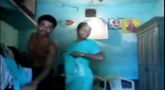 Desi Andhra wife's home sex mms with husband leaked - Indian Pornography Videos.MP4