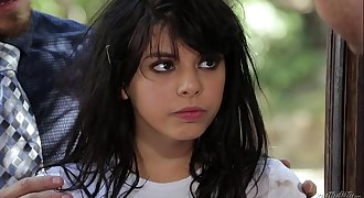 Wild Teenager From The Woods - Gina Valentina