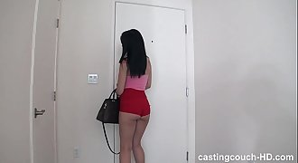 Two Fine Ass Rap Video Girls Having Threesome For Producer