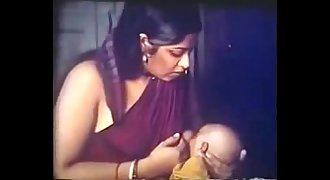 desi Bhabhi milk feeding Video