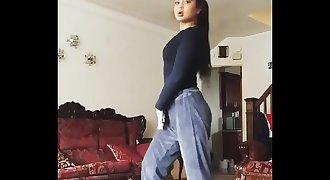 Sexy Teenager Dance