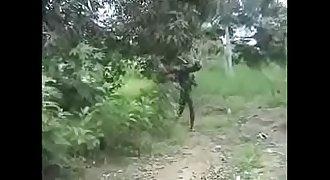 Hot Nasty Raw Hard African Jungle Fucking!!