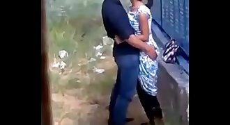 Indian cpl fucking in park in PUBLIC