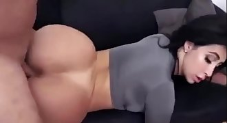 Awesome boobies and the best cutie ass