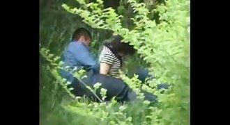 Indian Lovers Venturing Quickie Chut Chudai n Public Park - Wowmoyback