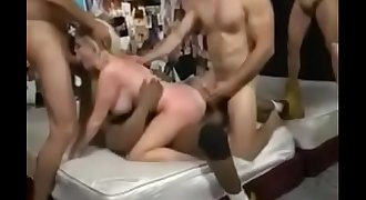 Alexis Texas Hardcore gangbang porn