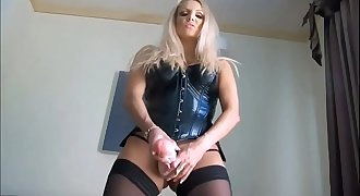Mistress Strap-On JOI