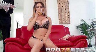 (Kaylani Lei, Keiran Lee) - Whos Your Butler - Brazzers