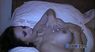 Arab Cuckold Couple with Big black cock on CuckoldBang.com